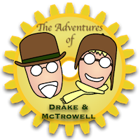 The Adventures of Drake & McTrowell:<br />The Hawaiian Triple-Cross